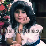 arab girl marsol childhood pics