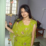 Telugu Girls Pics Radha From Hyderabad