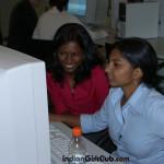 Ayesha and Sneha Devaraj representing India in Kapfenberg