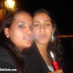 2 desi babes smoking