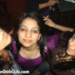 beautiful indian girls at party