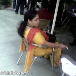chennai aunty in chudidhar smoking cigarette