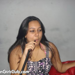 chubby desi girl smoking