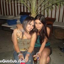 desi girls at bar
