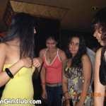 desi girls boob show at party