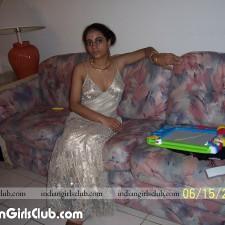 indian babe sitting on sofa