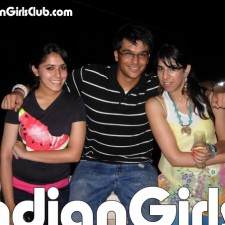 indian guy with two indian girlfriends