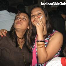 mumbai girls rave party smoking