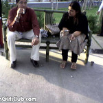 pakistani aunty smoking with husband