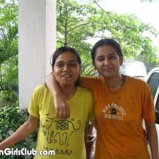 preteen indian school girls smoking