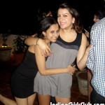 sexy desi babes hugging tight