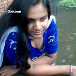 tamil girls cleavage