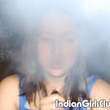 teen babes smoking