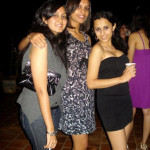 three cute desi chicks