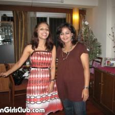 two desi aunties