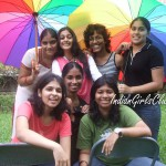 umbrella desi girls pics