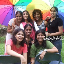 umbrella desi girls pics