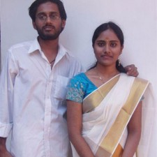 malayalam channel asianet tv fame mallu girls marriage pics in kerala wedding