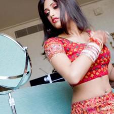 indian bride dressing