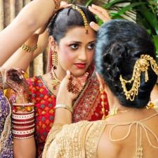 indian brides jewellery
