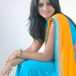 indiang girls saree