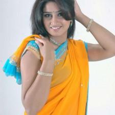 saree models