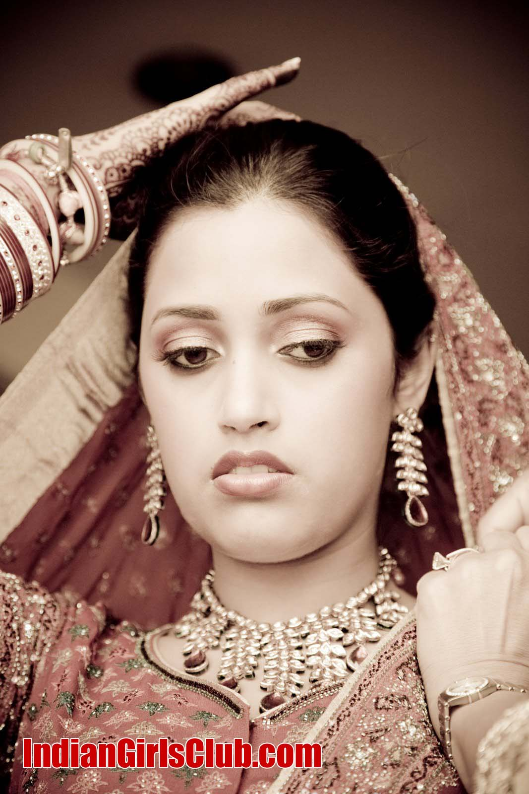 shaadi bride face