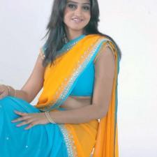 south indian girls saree