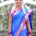 telugu actress saree