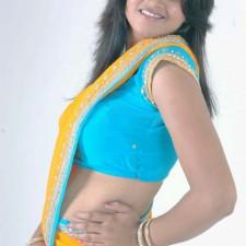 telugu girls saree
