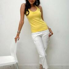 sexy slim south indian actress