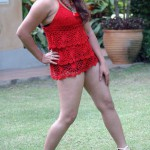 Hot Big Thigh Show Pics Actress Farah Khan Gallery