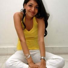 telugu actress kajal agarwal smiling