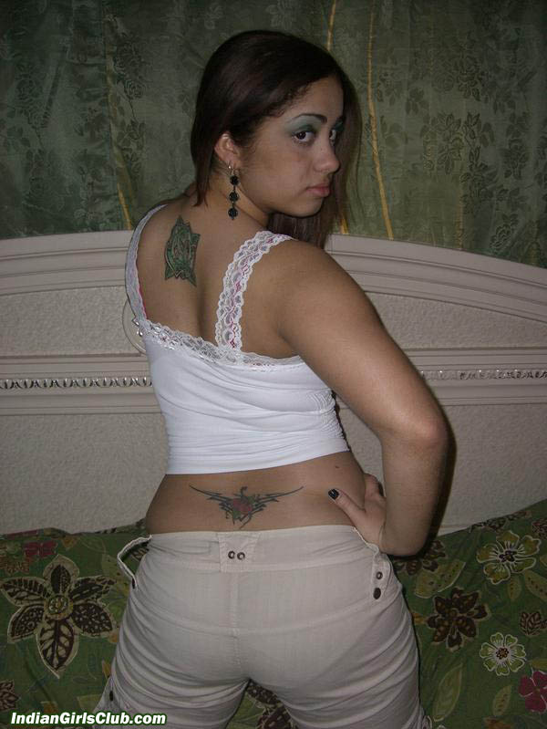 sexy arab girls back tattoos designs