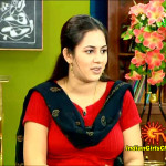 sun tv anchor archana pics