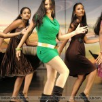 Very Cute Dancing Stills Telugu Actress Swetha Basu