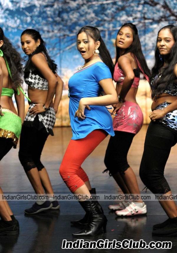 sexy telugu actress shaking boobs dancing pics