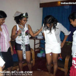 brinjal cock girls at party