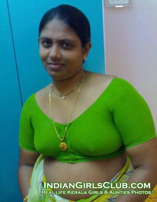 kerala aunty blouse without bra