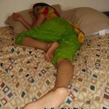 sexy feet indian girl