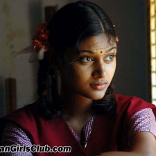 tamil school girl in uniform