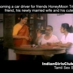 Tamil Sex Story: Becoming Car Driver For Friends Honeymoon Trip