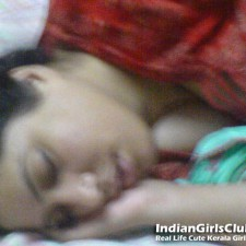 mallu wife sleeping pics