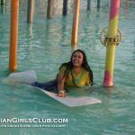 water park desi aunty