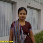 cute bengali babe in chudidhar