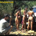 forest nude indian girls
