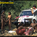 indian girls naked forest