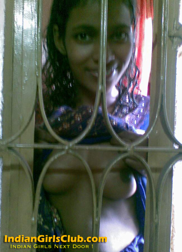 indian girls next door showing boobs