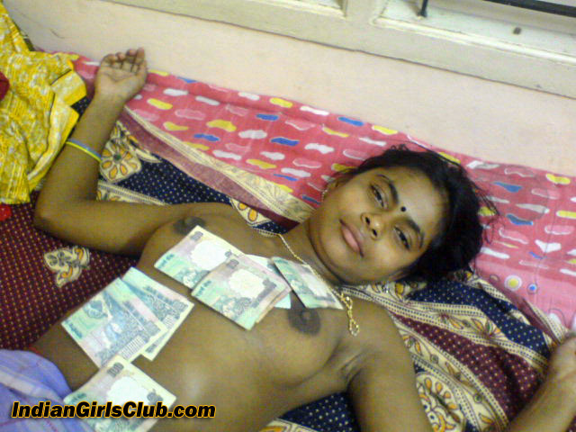 Girl sex with money