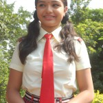 Young South Indian School Girl in Uniform Sexy